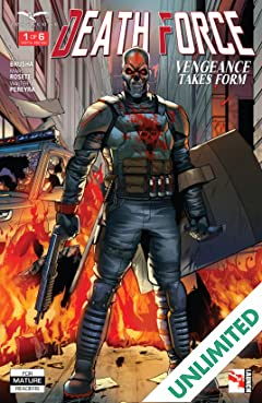 Death Force #1