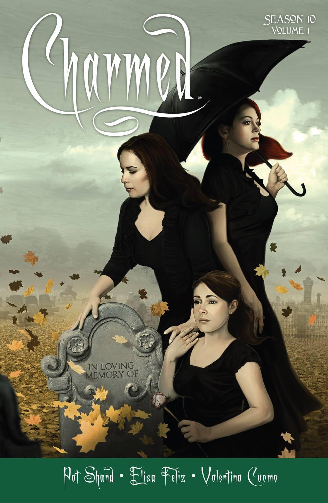Charmed: Season 10 Vol. 1