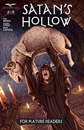 Satan's Hollow #3