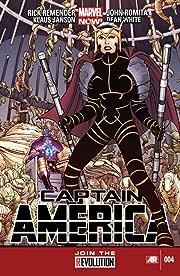 Captain America (2012-) #4
