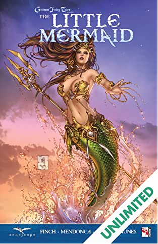 Little Mermaid Vol. 1