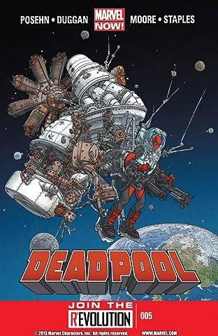 Deadpool (2012-2015) #5