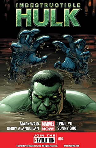 Indestructible Hulk No.4