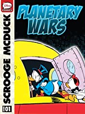Scrooge McDuck and the Planetary Wars #1
