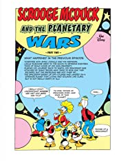 Scrooge McDuck and the Planetary Wars #2