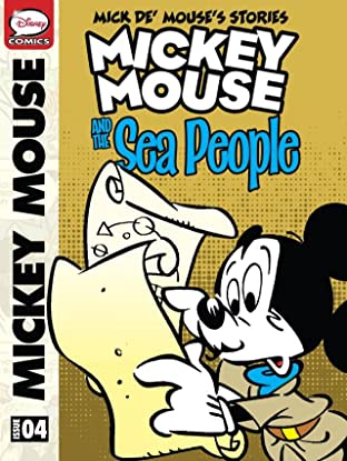 Mick de' Mouse's Stories #4: Mickey Mouse and the Sea People