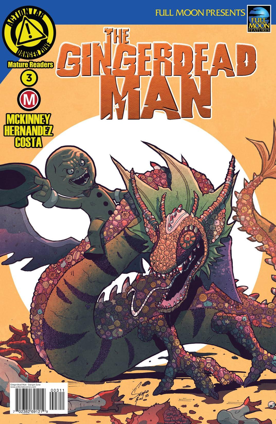 Gingerdead Man #3