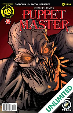 Puppet Master #14