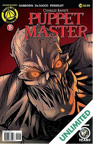 Puppet Master #14