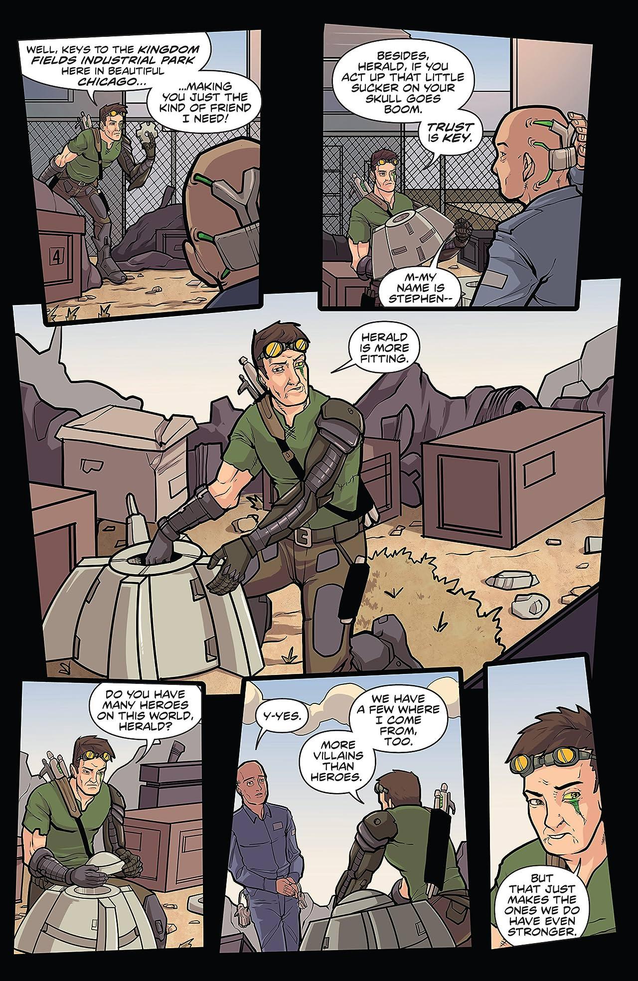 Actionverse #3