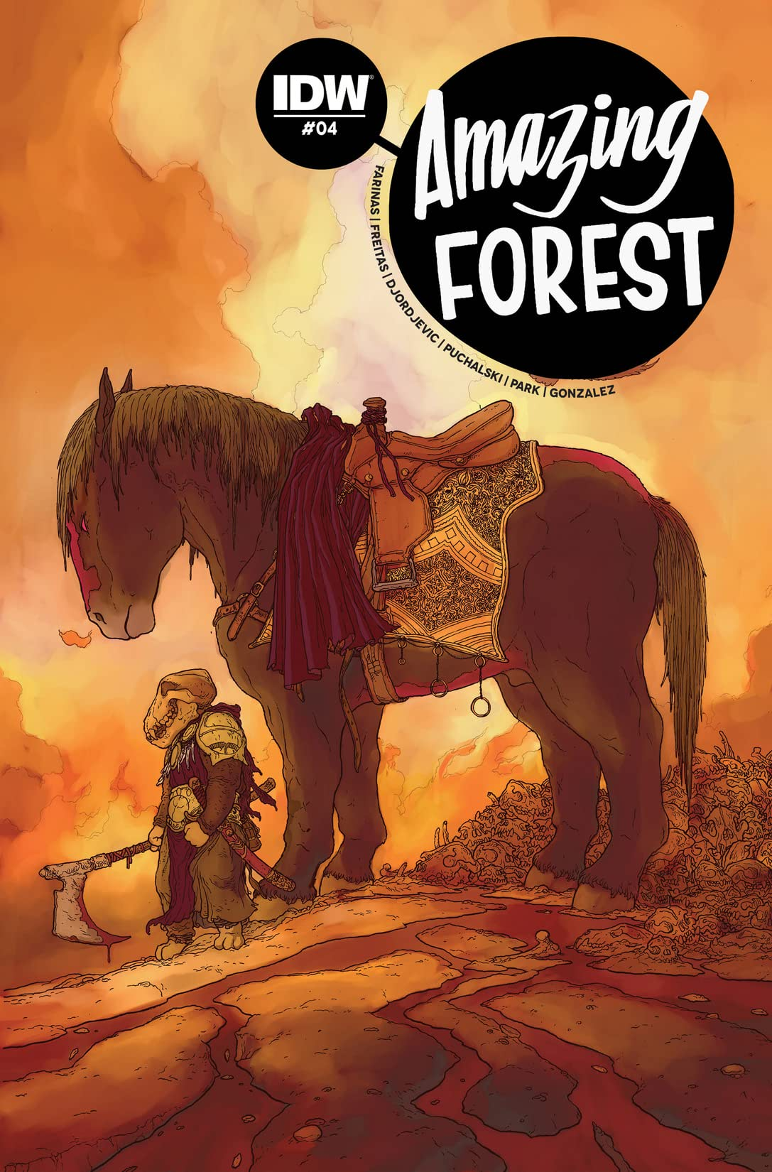Amazing Forest (2016) #4