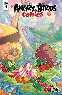 Angry Birds Comics (2016) #4