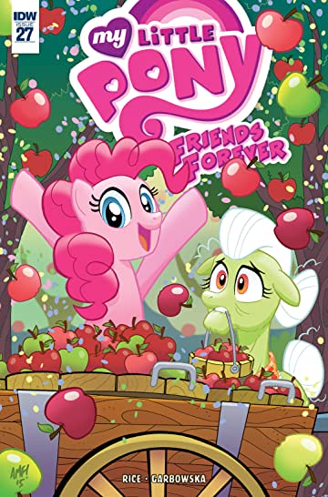 My Little Pony: Friends Forever #27