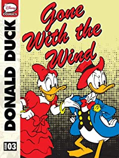 Donald Duck in Gone With the Wind #3