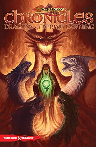 Dragonlance Chronicles Tome 3: Dragons of Spring Dawning