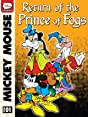 Mickey Mouse in the Sword of Ice #4: Return of the Prince of Fogs