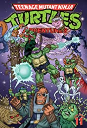 Teenage Mutant Ninja Turtles Adventures Vol. 11
