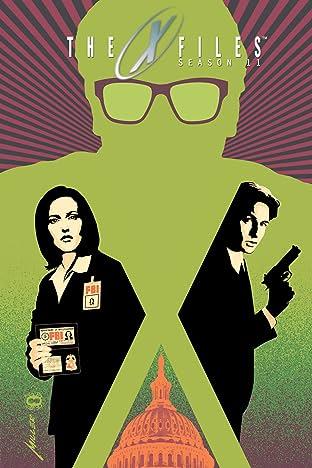 The X-Files: Season 11 Tome 1