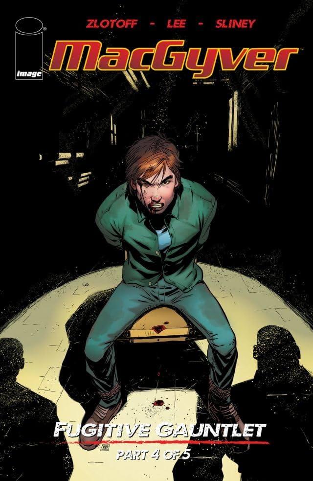 Macgyver: Fugitive Gauntlet #4