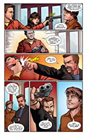 Macgyver: Fugitive Gauntlet #5 (of 5)