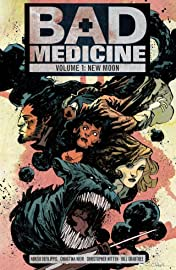 Bad Medicine Vol. 1: Preview