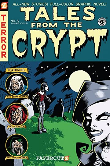 Tales From the Crypt Vol. 3: Zombielicious Preview