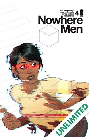 Nowhere Men #4