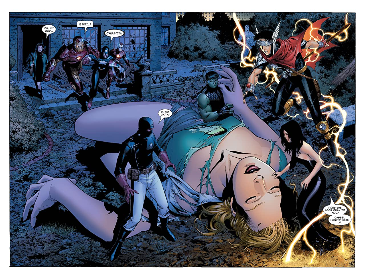 Young Avengers (2005-2006) #3