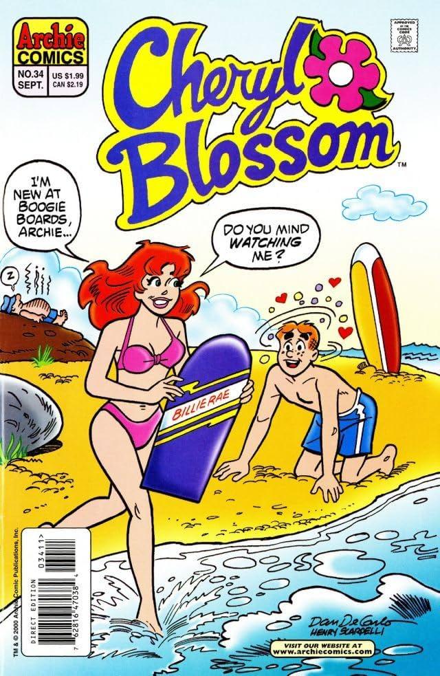 Cheryl Blossom #34