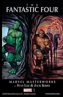 Fantastic Four Masterworks Tome 2