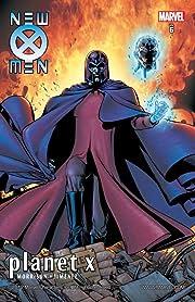 New X-Men By Grant Morrison Vol. 6: Planet X