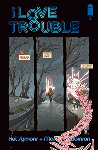 I Love Trouble #4