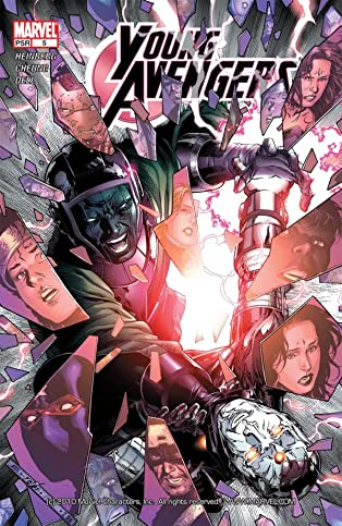 Young Avengers (2005-2006) #5