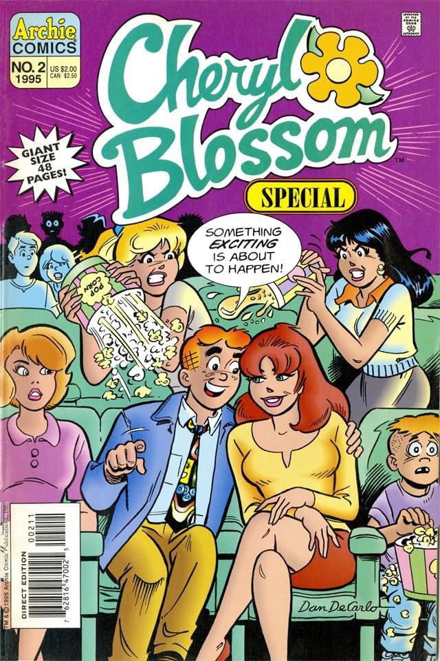 Cheryl Blossom Special #2