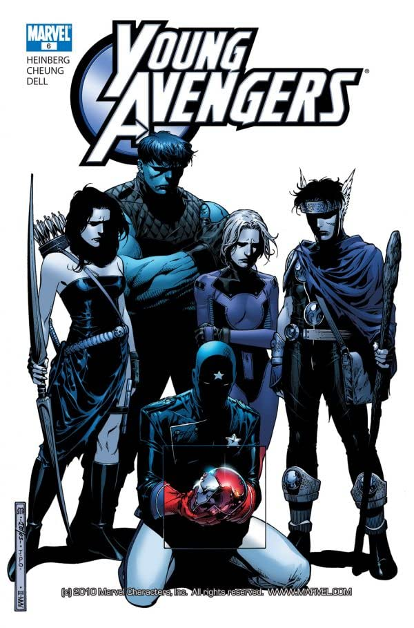 Young Avengers (2005-2006) #6