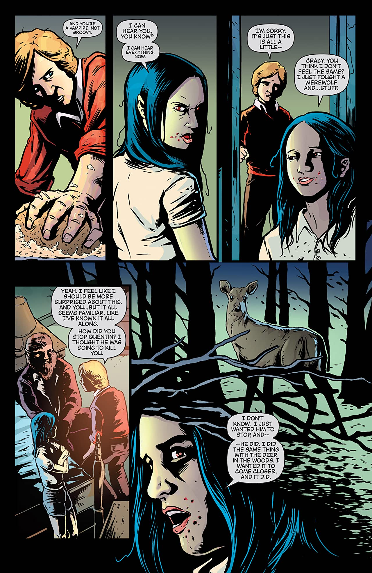 Dark Shadows (Ongoing) #13