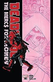 Deadpool & The Mercs For Money (2016) #3 (of 5)