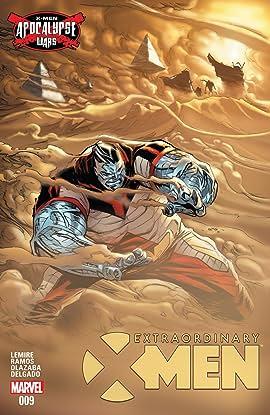 Extraordinary X-Men (2015-2017) #9