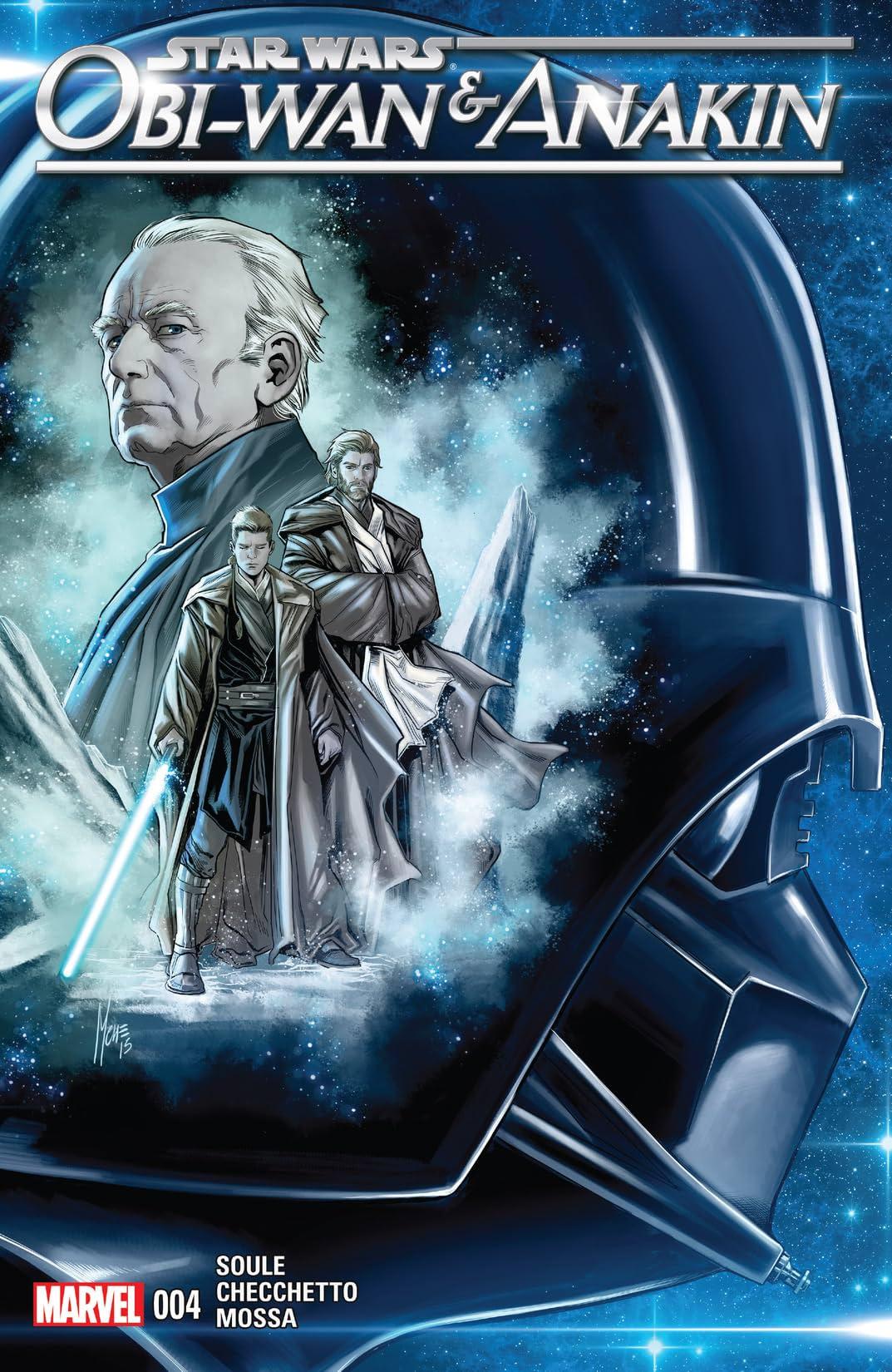 Obi-Wan & Anakin (2016) No.4 (sur 5)