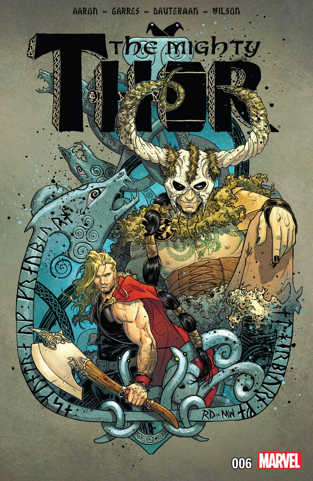 The Mighty Thor (2015-2018) #6