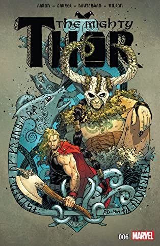 The Mighty Thor (2015-) #6
