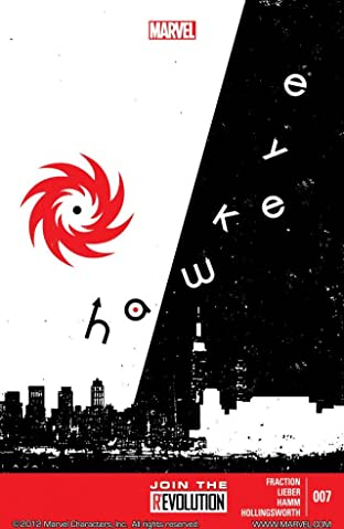 Hawkeye (2012-2015) No.7