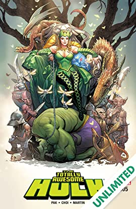 The Totally Awesome Hulk (2015-2017) #5