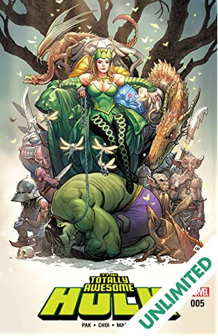 The Totally Awesome Hulk (2015-) #5