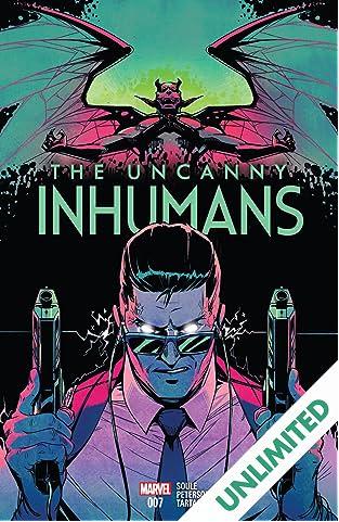 Uncanny Inhumans (2015-2017) #7