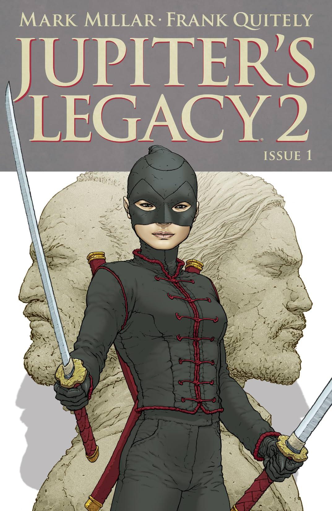Jupiter S Legacy Vol 2 1 Comics By Comixology