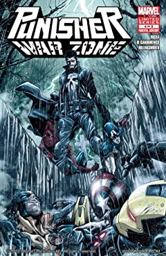 Punisher: War Zone #4 (of 5)