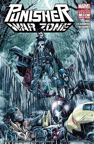 Punisher: War Zone #4 (of 5)