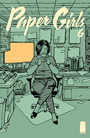 Paper Girls No.6