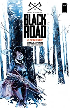 Black Road No.3
